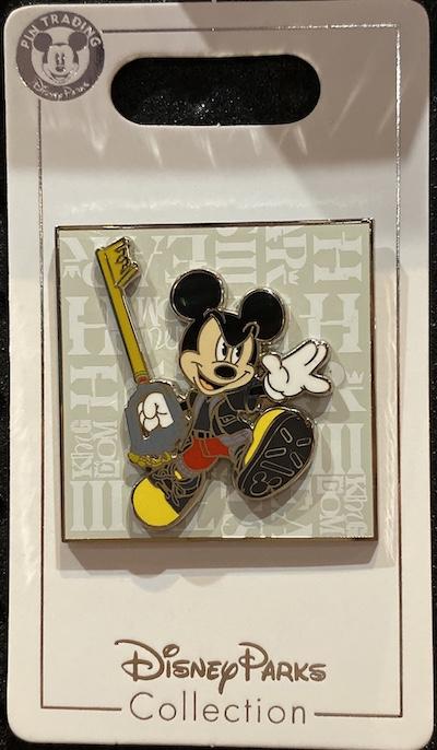 Mickey Mouse Kingdom Hearts 2020 Disney Pin