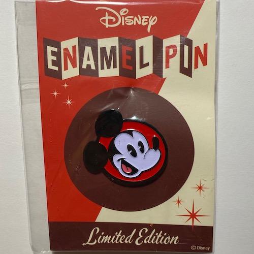 Mickey Mouse LE 500 ArtLand Disney Pin