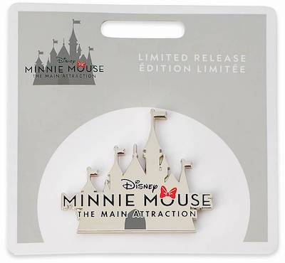 Minnie Mouse The Main Attraction Starter Pin