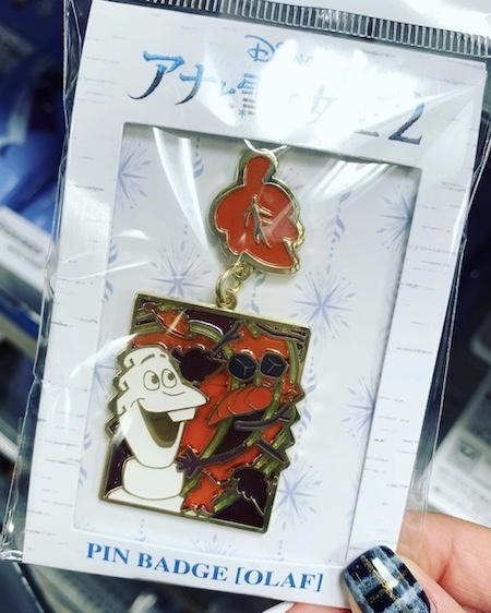 Frozen 2 Olaf Japan Pin