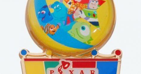 Pixar Playtime 2020 Disney Pin