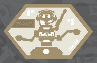 R3X Droid Depot Star Wars Galaxy's Edge Pin