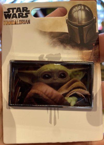 Star Wars Baby Yoda Disney Pin