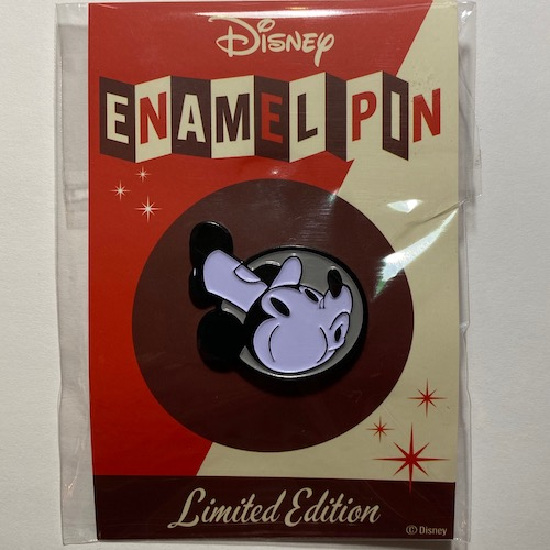 Steamboat Willie LE 500 ArtLand Disney Pin