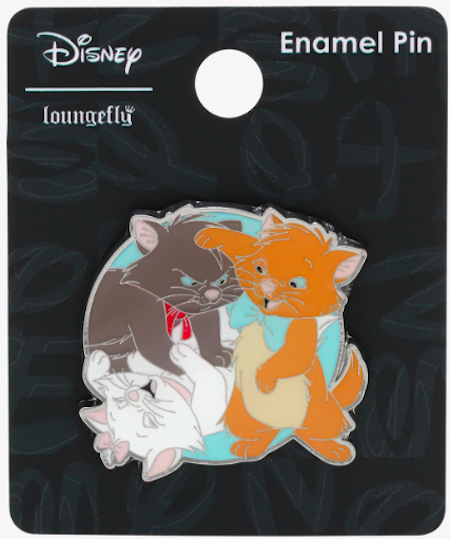 The Aristocats Trio Disney Pin