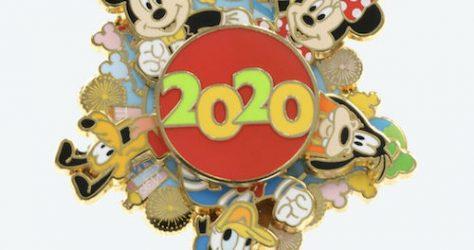 Tokyo Disney Resort 2020 Pins