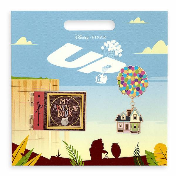 UP shopDisney Pin Set
