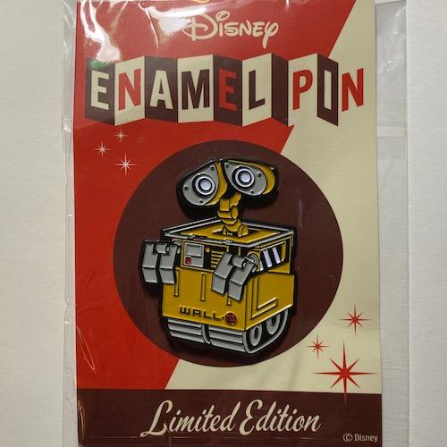 WALL-E LE 500 ArtLand Disney Pin