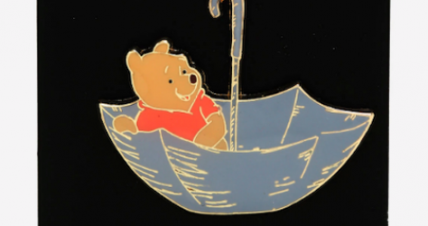 Winnie the Pooh Umbrella BoxLunch Disney Pin