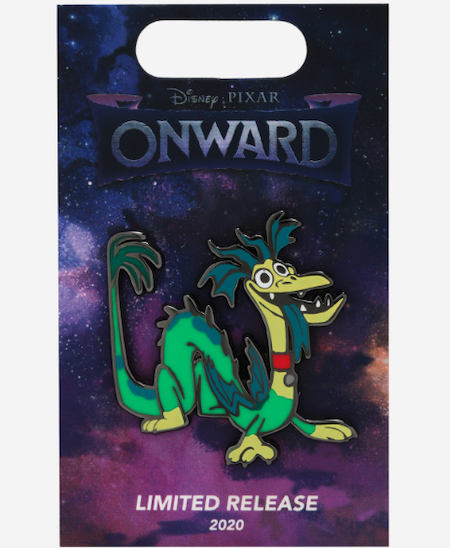 Blazey Disney Pixar Onward BoxLunch Pin