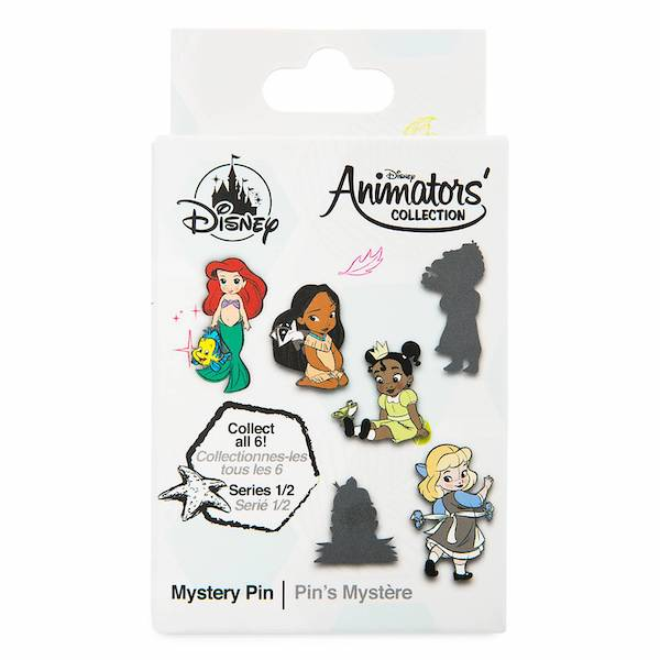 Disney Animators' Collection Mystery Pin – Series 1