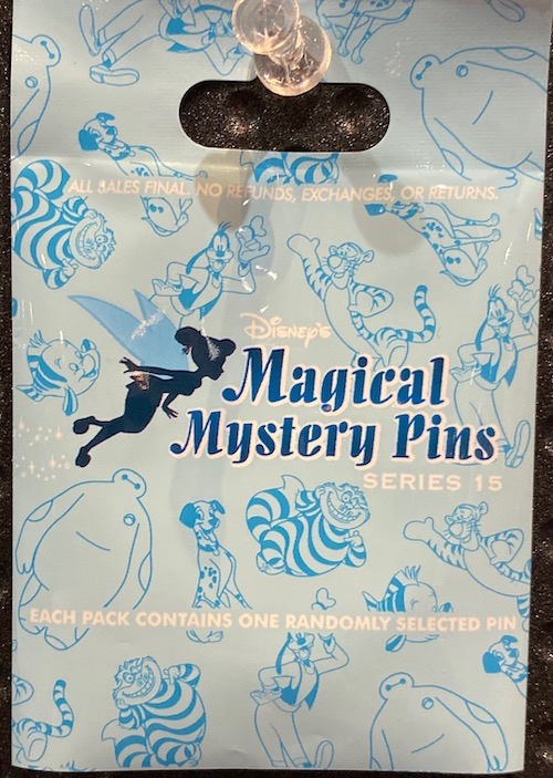 Disney Magical Mystery Pins Series 15