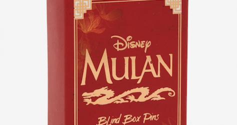 Disney Mulan Blind Box Pins