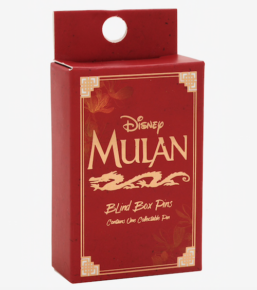 Disney Mulan Blind Box Pins