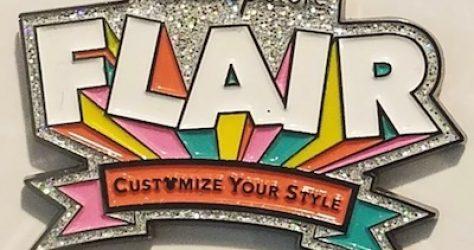 Disney Store Flair Pin