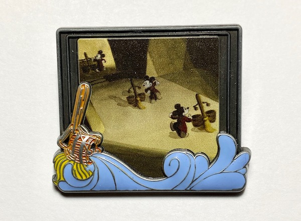 Fantasia Disney Backstage Collection Pin