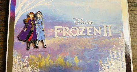 Frozen 2 Disney Movie Club Pin