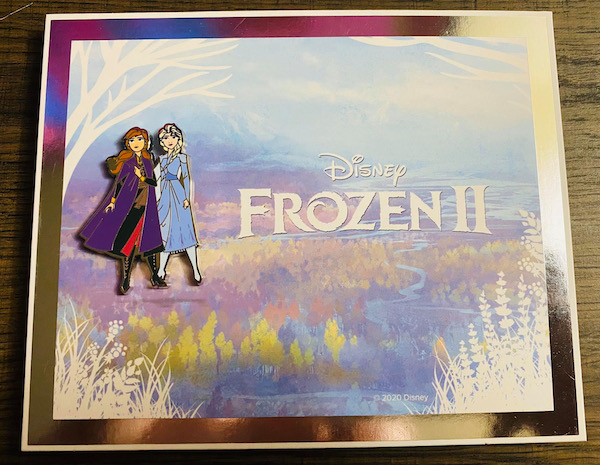 Frozen 2 Disney Movie Club Pin