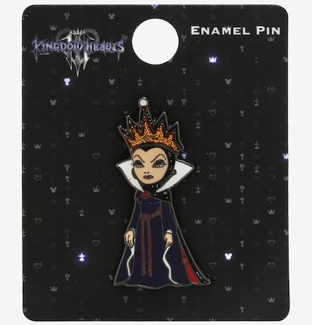 Kingdom Hearts 3 Evil Queen Hot Topic Disney Pin