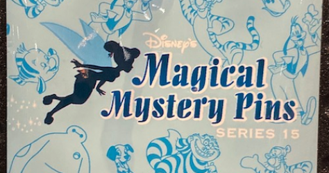 Magical Mystery Pins Series 15