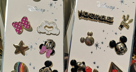 Mickey & Minnie Primark Disney Pin Sets