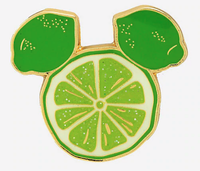 Mickey Mouse Lime Head BoxLunch Pin