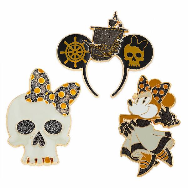 Pirates of the Caribbean Minnie Mouse The Main Attraction Pins