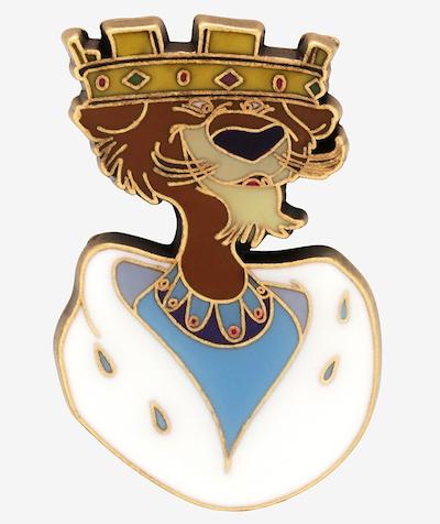 Prince John Robin Hood BoxLunch Pin