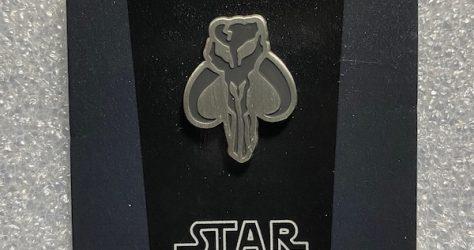 Star Wars The Mandalorian Lapel Pin