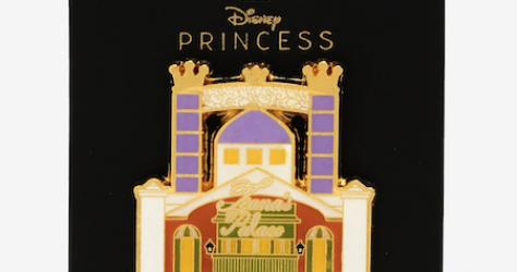 Tiana's Place BoxLunch Disney Pin