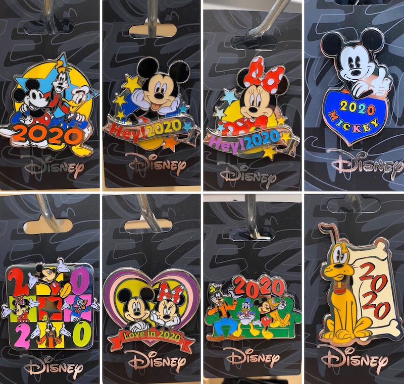 2020 Disney Pins at Publix