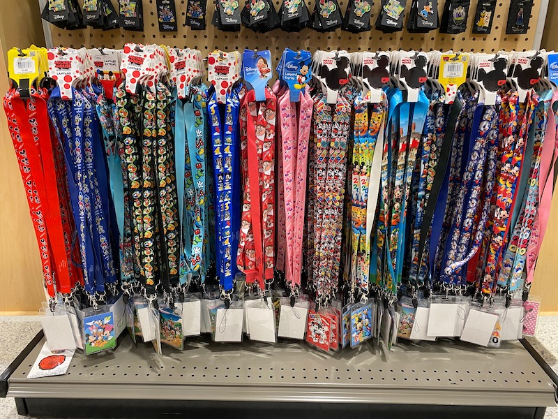 Disney Lanyards - Publix Super Markets