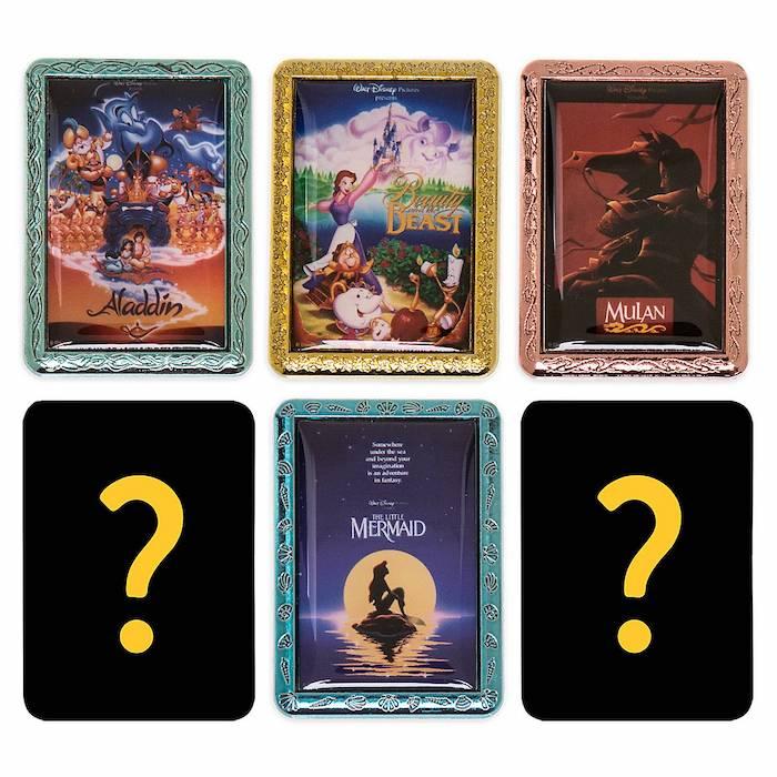 Disney Movie Poster shopDisney Mystery Pins