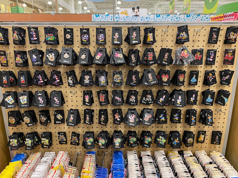 Disney Pins - Publix Super Markets
