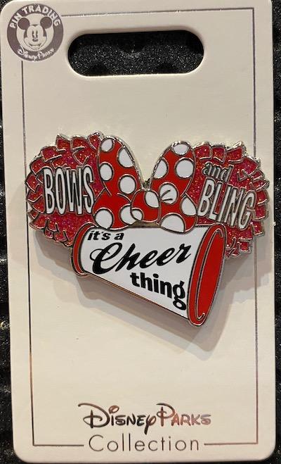 It's a Cheer Thing Disney Pin