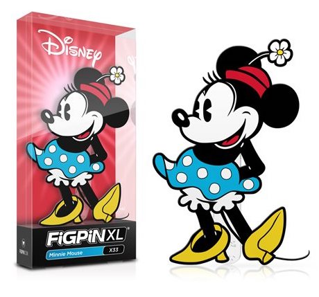 Minnie Mouse FiGPiN XL Pin