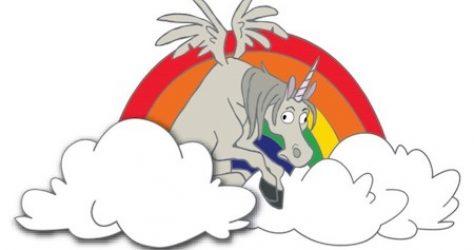 Onward Unicorn Surprise Pin Release