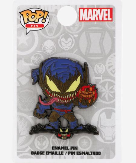 Venomized Green Goblin Funko Pop! BoxLunch Marvel Pin