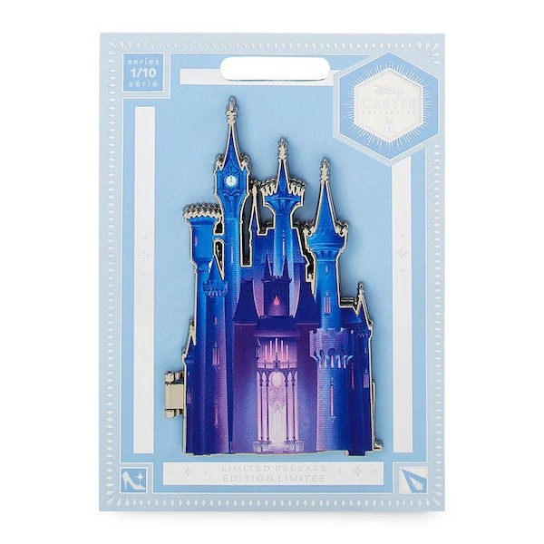 Cinderella Disney Castle Collection Limited Release Pin - Series 1