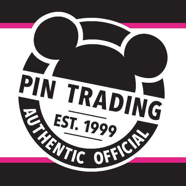 Disney Pin Trading Logo 2020