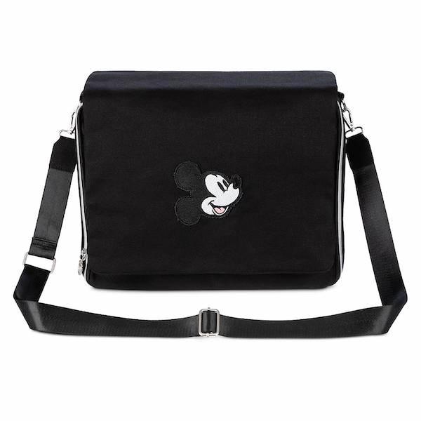 Mickey Mouse Pin Trading Messenger Bag