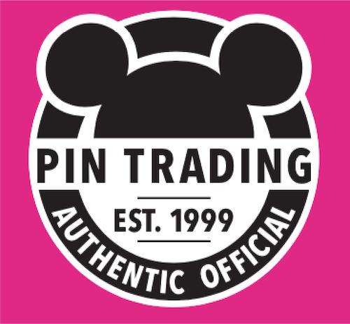 New Disney Pin Trading Logo 2020
