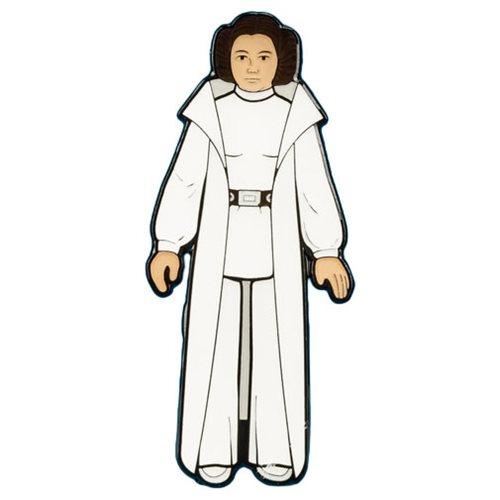 Princess Leia Action Figure Pin