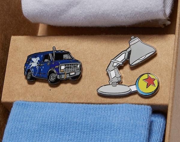 Stance Pixar Big Box Set Pins