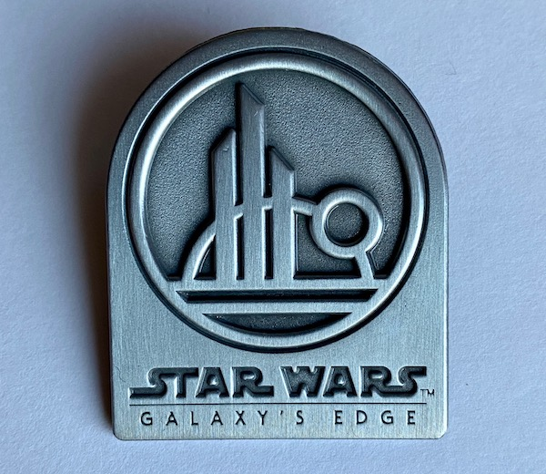 Star Wars Galaxy's Edge Disney Backstage Collection Pin