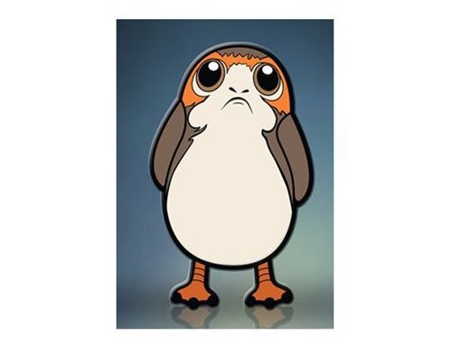 Star Wars Porg Pin at Entertainment Earth