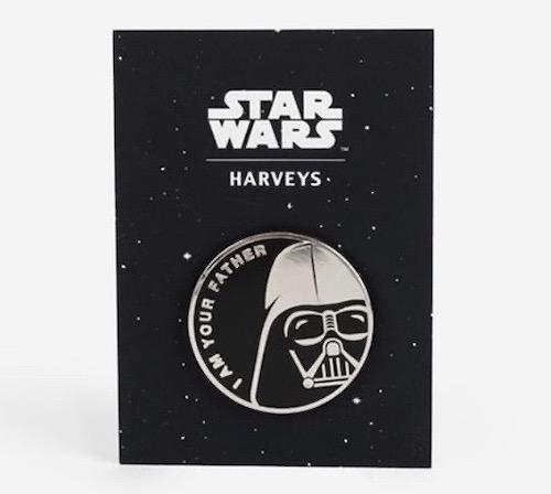 Darth Vader Star Wars Day 2020 Harveys Pin