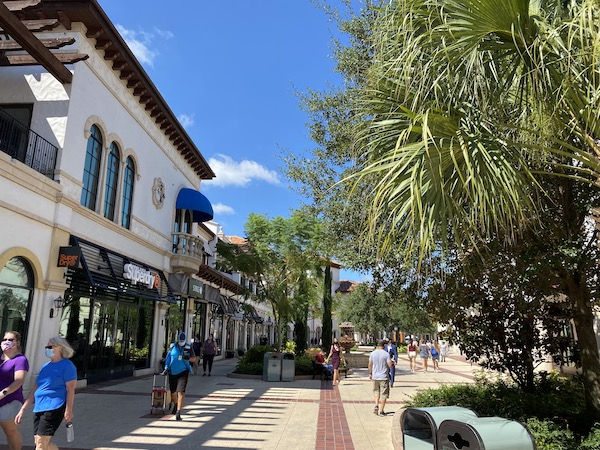 Disney Springs Shopping on May 20, 2020 Reopening
