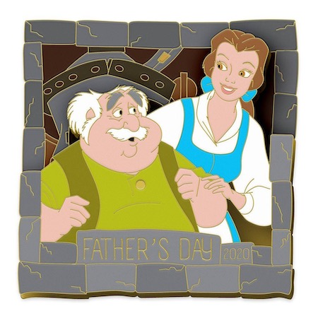 Father's Day 2020 Disney Pin