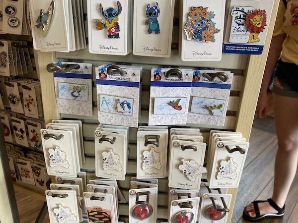 Ink and Paint Pins  - World of Disney Store